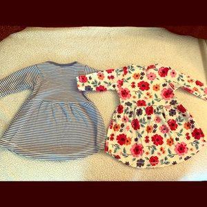 Infant dresses.
